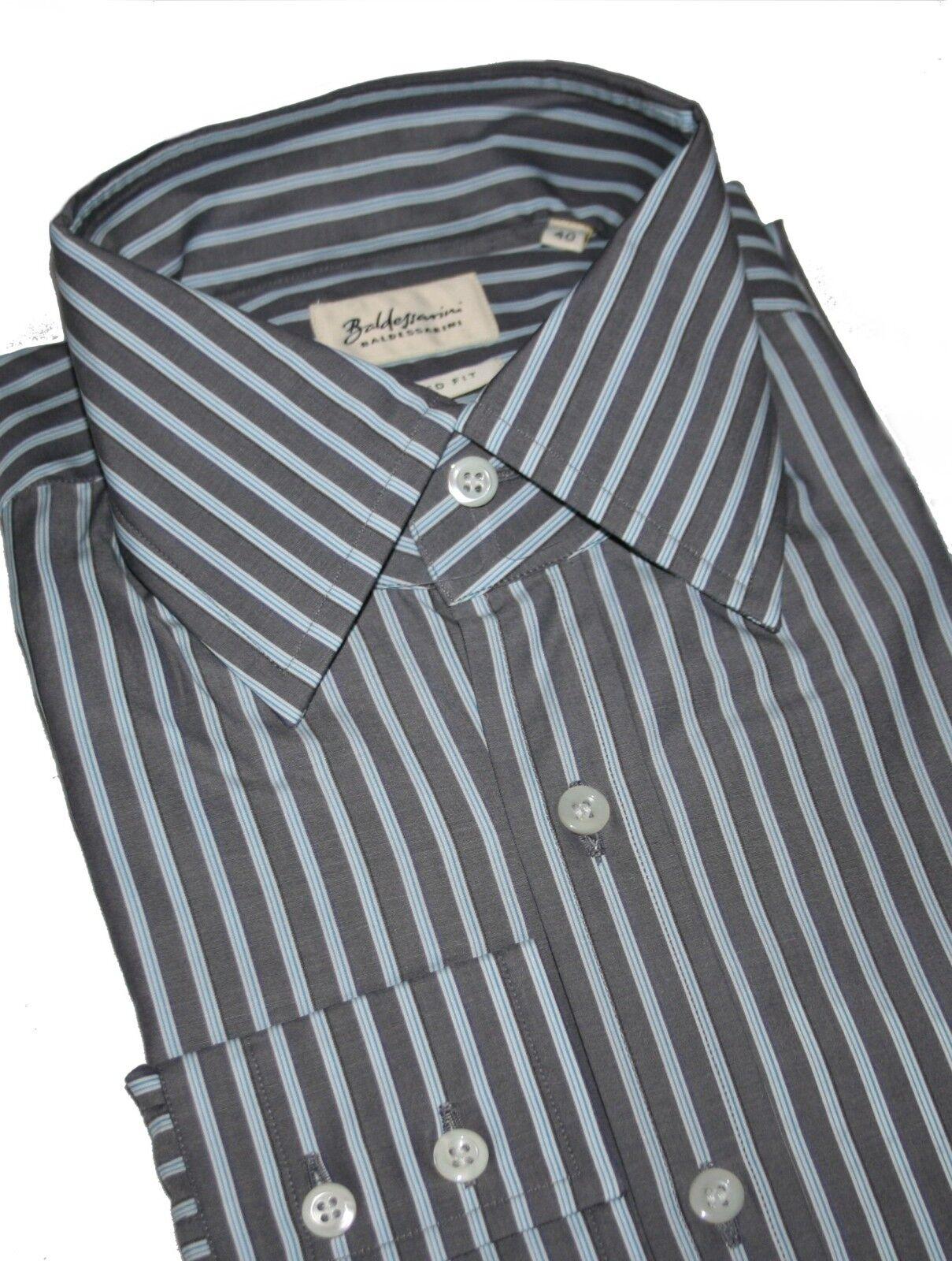 Baldessarini Signature Camicia 26 shaped Fit Camicia kw.40 & 41