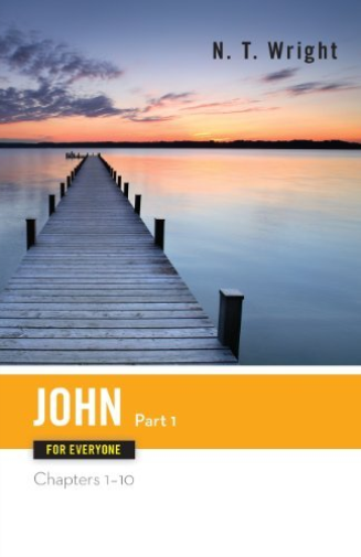 `Wright, Tom/ Wright, N. T.`-John For Everyone (US IMPORT) BOOK NEU