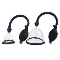 Breast Pump Enhancement Vacuum Enlarger Bra Massager Cupping Body Machine Em