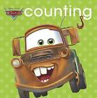 Disney Cars - Counting by Parragon (Board book, 2015)