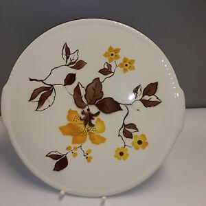 Kuchenplatte-Annaburg-Keramik-Jugendstil-Spritzdekor-Blumenmotiv-33