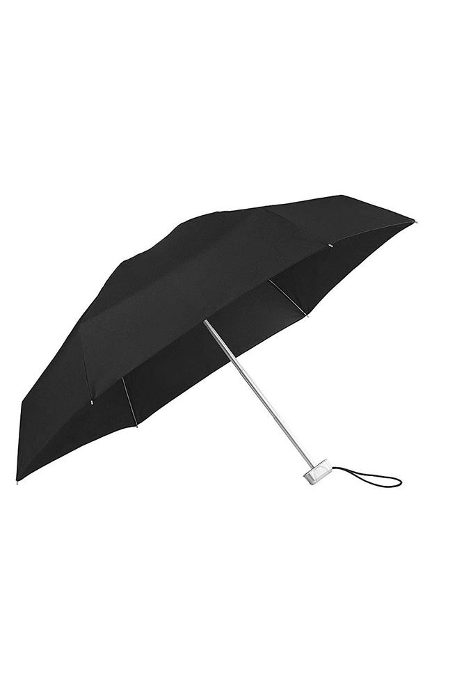 Le Prix Le Moins Cher Samsonite Alu Drop S - 5 Section Manuel Super-mini Plat Pliant Parapluie, 17.5 Performance Fiable