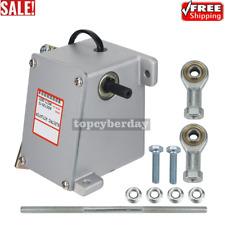 Adc120 12v Electric Actuator Controller Motor Governor Fuel Pump Diesel Genset