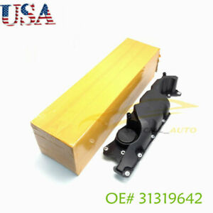 Engine Motor Valve Cover Oil Trap w// Gasket For Volvo XC60 XC70 XC90 S80 V70 3.2