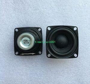 2pcs-53MM-4Ohm-4-10W-Full-range-speaker-Loudspeaker-Neodymium-HiFi-Audio-parts