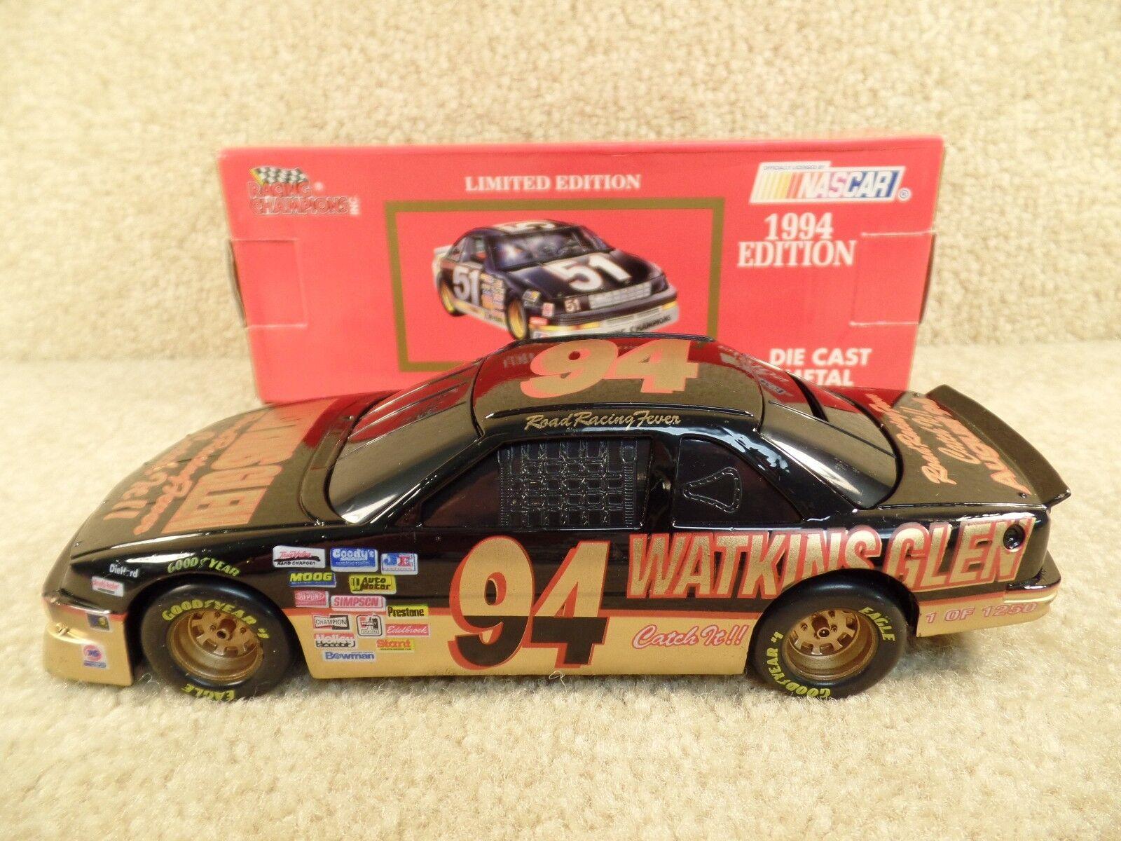 1994 Racing Champions 1 24 Diecast NASCAR Watkins Glen Road Racing Fever b