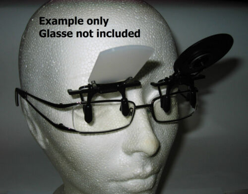 CCT Clip-on Eyeshield ISSF Approved 30mm Translucent