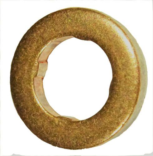 1x Flammschutz Dicht Ring Kupfer 13*7,7*2,5mm für TDI SDI DSLA Einspritzdüse