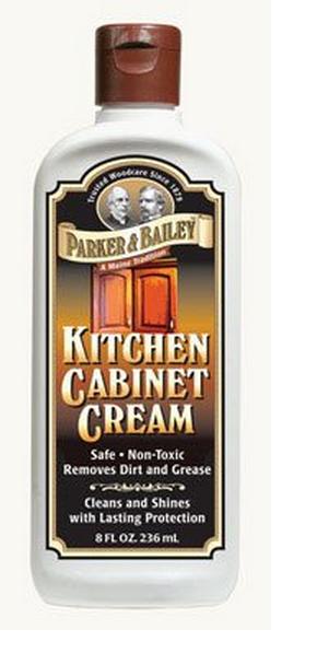 Parker Bailey Kitchen Cabinet Cream 8oz 8 ounces White for ...