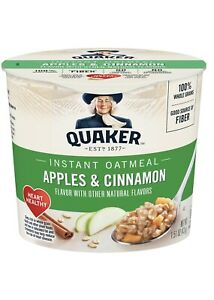 Quaker-Instant-Apples-And-Cinnamon-Instant-Oatmeal-1-51-oz-exp-Sep-2020