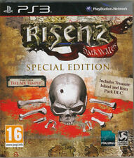 risen 2 dark waters special edition ps3