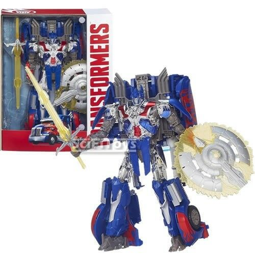 Authentic Transformers First Ausgabe Optimus Prime Robot voiture Truck Spielzeug Hasbro 8+