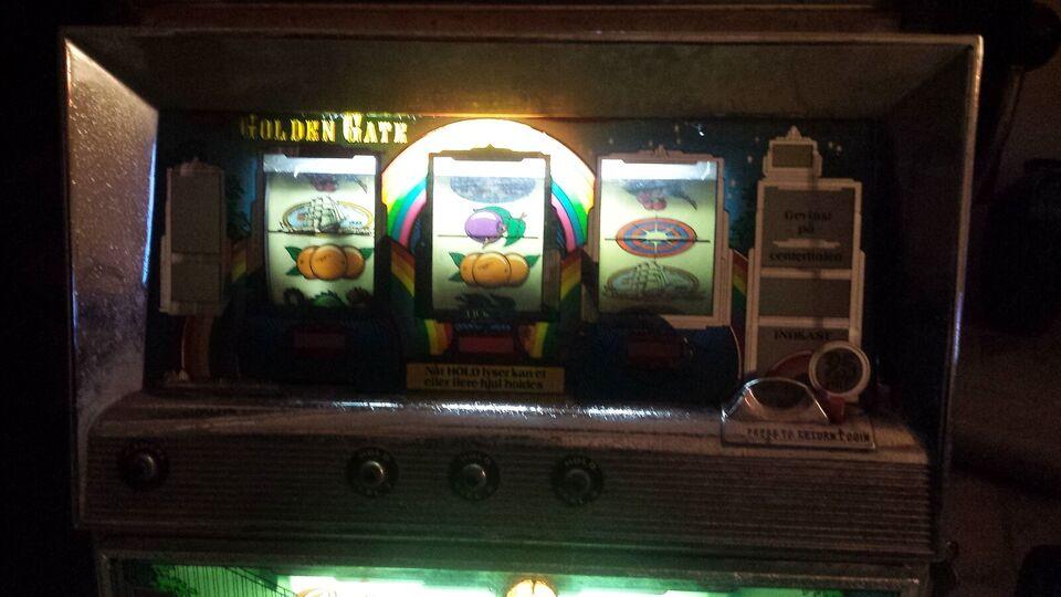 Bally Golden Gate, spilleautomat