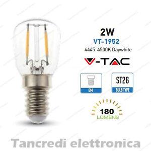 Lampadina-led-V-TAC-2W-25W-E14-bianco-naturale-4500K-VT-1952-ST26-filamento