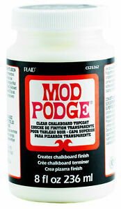 Plaid-Mod-Podge-Clear-Chalkboard-Topcoat-Waterbase-Non-Toxic