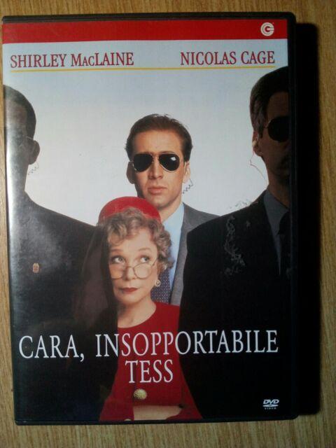 Cara, insopportabile Tess (1994) DVD