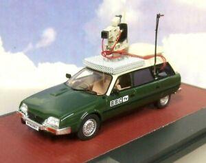 MATRIX-1-43-1982-CITROEN-CX-SAFARI-BBC-OUTSIDE-BROADCAST-CAMERA-CAR-HORSE-RACING