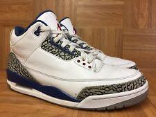 ddb8a3b9daf7 item 3 RARE🔥 Nike Air Jordan 3 III Retro White True Blue Sz 11 136064-104  2011 Release -RARE🔥 Nike Air Jordan 3 III Retro White True Blue Sz 11  136064-104 ...