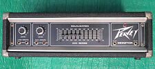 Vintage Peavey Series 260H Monitor Amplifier 130 Watt 4 Ohm