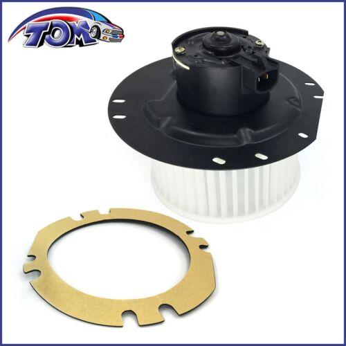New Rear Blower Motor W//fan Cage for Ford E150 E250 E350 E450 Super Duty 700220
