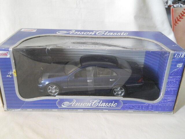 Anson Mercedes Benz C Class 1 18 Diecast