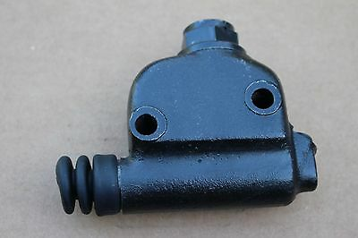 41761-78 Harley Rear Master Cylinder 1973-1979 Shovelhead Black Disc Brake (492)