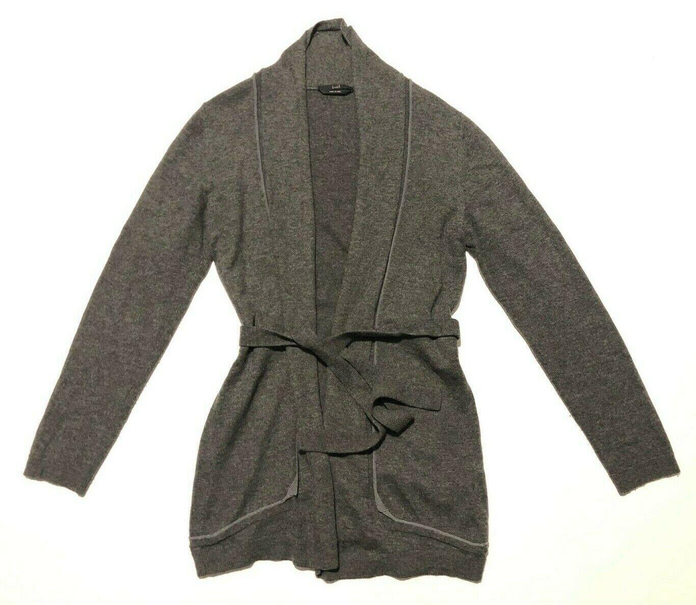 HUGO BOSS womens wool cardigan M