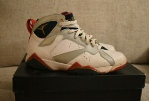 Size 10.5 - Jordan 7 Retro Olympic 2012