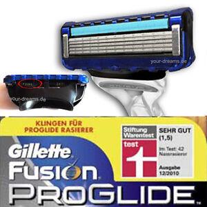 12-x-Gillette-Fusion-Proglide-Razor-Blades-BNIB-De-Dealer-Fast-Shipping