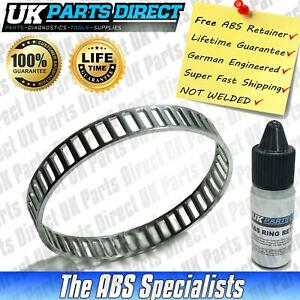 Details about LANDROVER RANGE ROVER (L322) ABS RELUCTOR RING (02-12) FRONT  *FREE RETAINER*