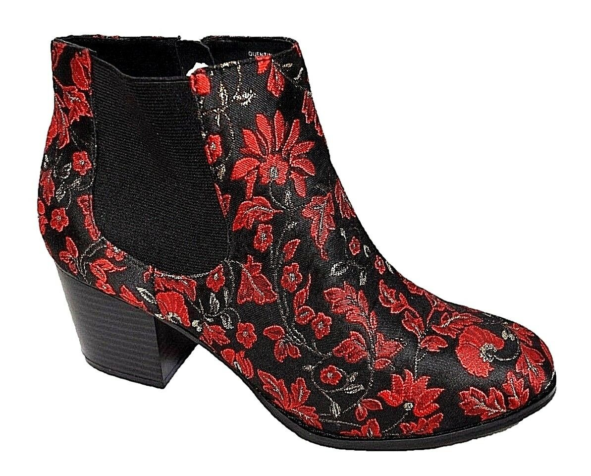 TS shoes TAKING SHAPE sz 39   8 Quinn Ankle Boots wide fit memory foam NIB
