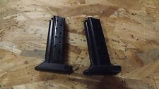 2 - NEW 8rd extended magazines mags (9mm) for Rock Island 1911 Compact   (P116*)