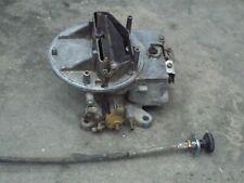 Autolite 2100 Carburetor Manual Chokecable 1968 1972 Ford F100 F250 352 360 390