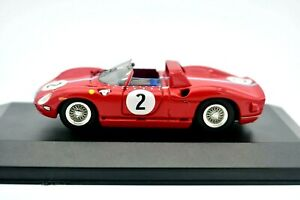Model-Car-Ferrari-330-P-Paris-N-2-modellcar-Scale-1-43-diecast-Art-Model