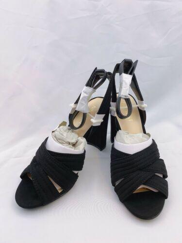 NEW IN BOX Nine West Womens Hight Heel Shose MORELLAO BLACK