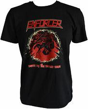 ENFORCER Death By Fire T-Shirt S / Small (h99a) 163012