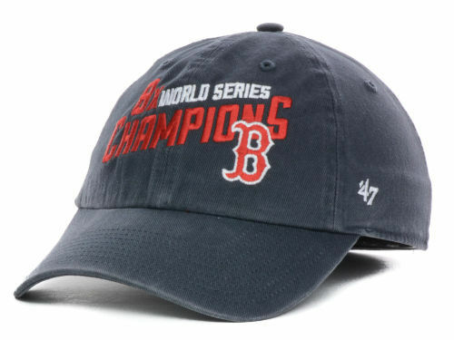 f073e75fad3dd Boston Red Sox 47 Brand World Series Champions Franchise Fitted Cap Hat -  Small