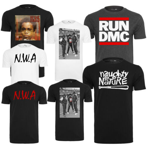 Logo Hop Mister Nwa Naughty Tee Hip Compton Nature By Camiseta Nas Dmc Run xEEBqYrw
