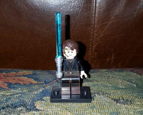 Authentic LEGO Star Wars Anakin Skywalker Minifigure sw526 75038 Jedi Minifig