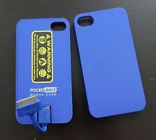 Tzumi Pocket Juice Blue iPhone 4/4s Magnacase Battery Case Power Bank 30 Pin