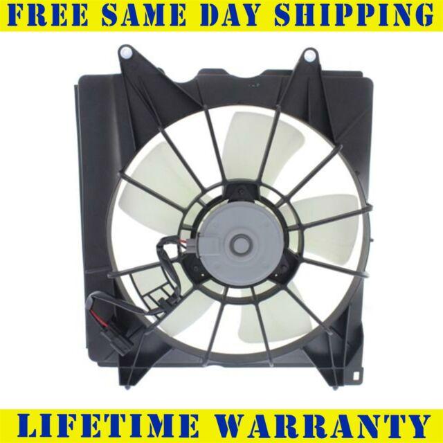 Radiator Fan For Acura Fits TSX 2.4l L4 AC3115124