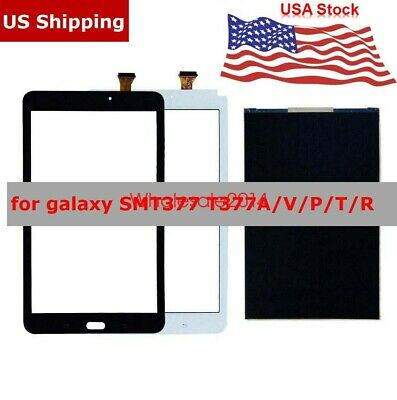 SM-T378V T378V USA LCD Display Touch Screen For Samsung Galaxy Tab E 8.0 2017