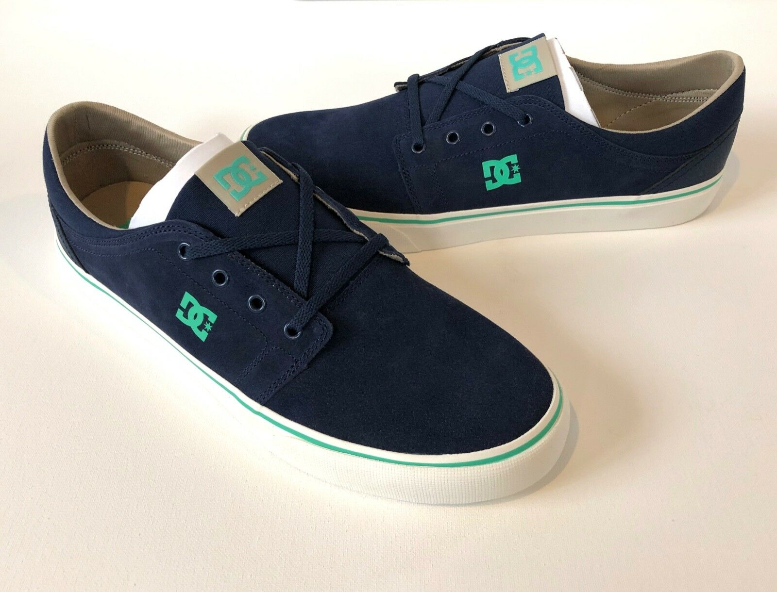 DC SHOES TRASE SD Navy / Turquoise SZ13