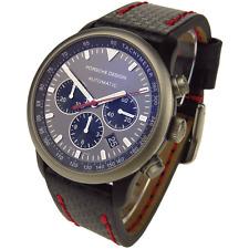 Porsche Design Tablero Aluminio Titanio Cronógrafo Automático Reloj Pulsera