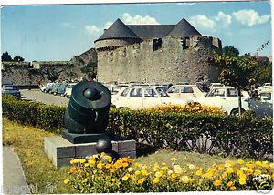 29-TARJETA-POSTAL-BREST-La-entrada-de-la-castillo