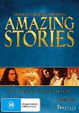 AMAZING STORIES : SEASON 2 (Steven Spielberg) - DVD - UK Compatible
