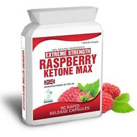 90 RASPBERRY KETONE CAPSULES MAX PLUS WEIGHT LOSS DIETING TIPS