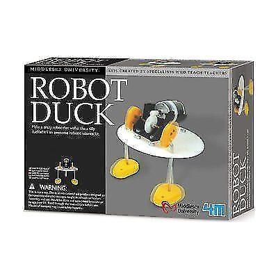 robot duck 4m science building kit ebay. Black Bedroom Furniture Sets. Home Design Ideas