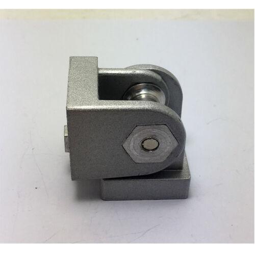 Steer Bracket  Flexible Pivot Joint Connector For 2020,330,440 Aluminum Profile