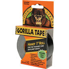 Gorilla 3044401 Duct Tape Handy 1-Inch Wide Roll 9m Long Portable All Weather